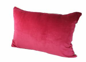 Tosca Grand coussin Framboise