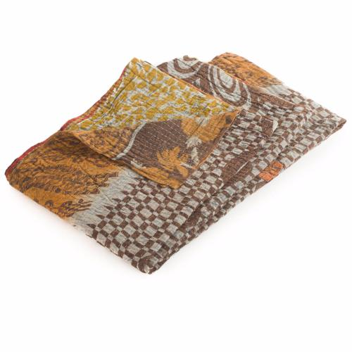 Plaid Unic BRUN 139