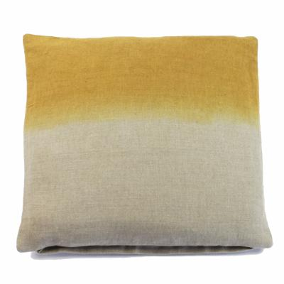 Coussins Ombre 40x40 Ocre