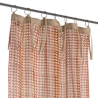 Voile Indienne Terracotta Ecaille