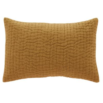 Coussin Vague 30x45 Tabac