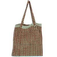 Tote bag Indienne Terracotta Ecaille