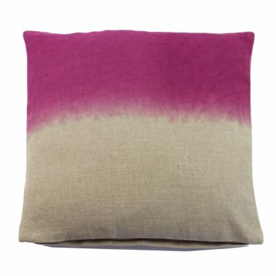 Coussins Ombre 40x40 Framboise