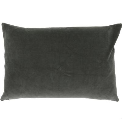 Grand Coussin Vague 50x75 Anthracite