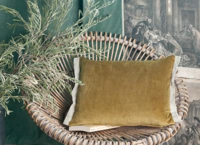 Medicis Coussins 35x50 Olive