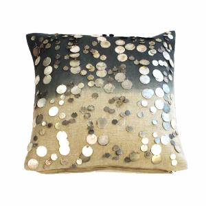 Coussin Gipsy Encre