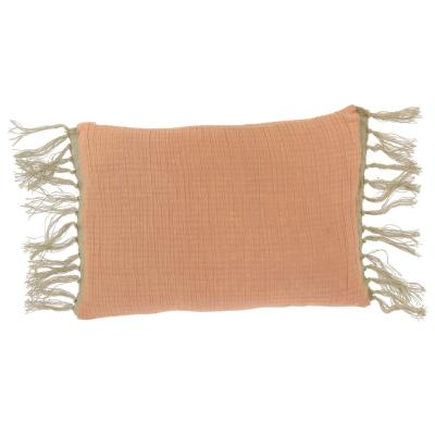 WAVY Coussin 35x50 Terracotta