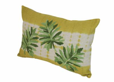 Tropical Coussin 35x50 Jaune
