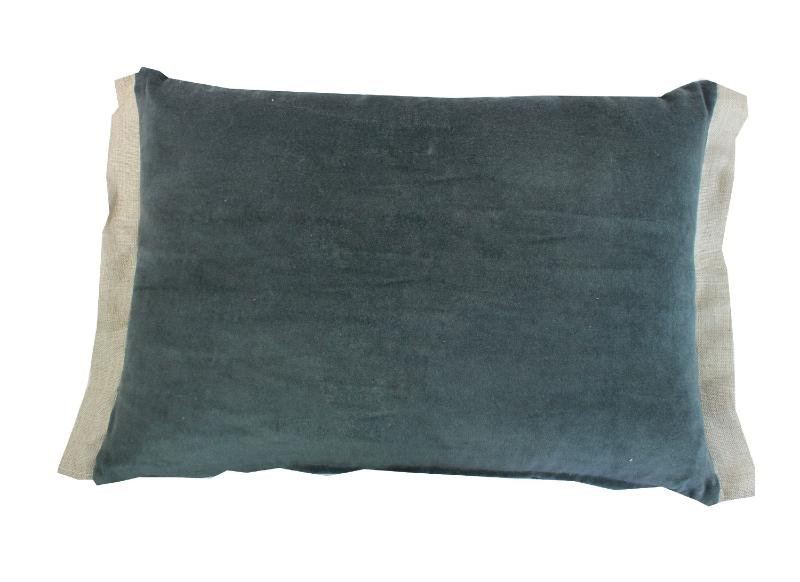 medicis coussins 35x50 gris anthracite. Black Bedroom Furniture Sets. Home Design Ideas