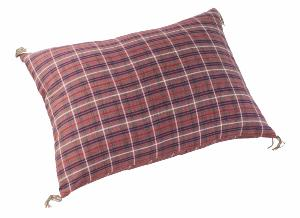 Coussin CHECK 30X45 ROUGE