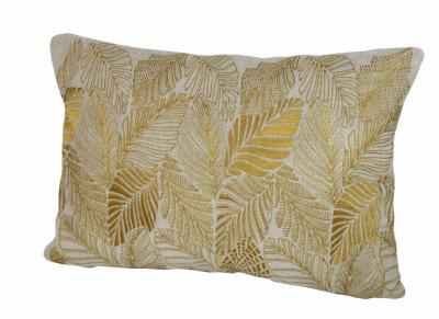 Jungle coussin 35x50 gold - Coussin rose gold ...
