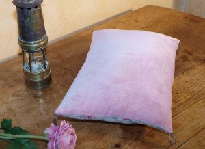 Coussin Lucia 30x45 cm Lilas