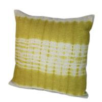 ONDEE coussin 45x45 Ocre