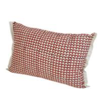 Coussin Indienne 35x50 cm Terracotta Ecaille