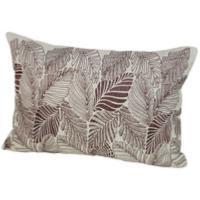 Jungle Coussin 35x50 Prune
